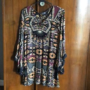 Patrons of Peace 60s/70s Style Dress